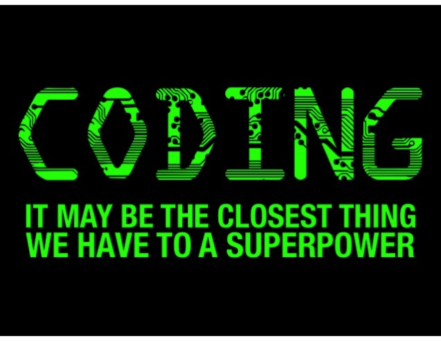Coding super power