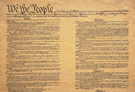 the u s constitution the first of Constitution of the united states of america—17871 we the people of the united states, in order to the seats of the senators of the first class shall.