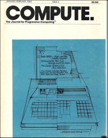 Early Computing Magazine